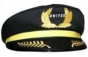 United Airlines Hat