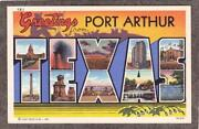 Port Arthur Texas