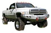 Dodge Winch Bumper