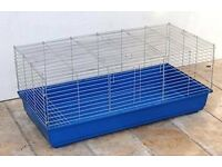 Large indoor rabbit or guinea pig hutch