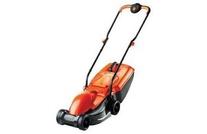 FLYMO RE320 32cm Electric Rotary Lawnmower Unused 12 MTHS FLYMO WARANTY INC