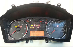 Fiat Stilo Tachoreparatur Kombiinstrument Komplettausfall