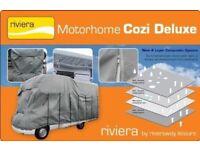 Motorhome cover for sale. Riviera cozi delux 6-6.5 mtr