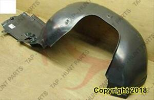 Fender Liner Driver Side (Rear Section) Coupe/Convertible BMW 3-Series (E46) 2000-2006