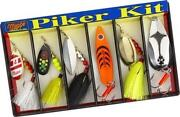 Spinner Pike Fishing Lure