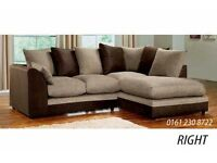 BRAND NEW BYRON SOFA SET 3+2 SEATER OR CORNER ON SPECIAL OFFER CASH ON DELIVERY