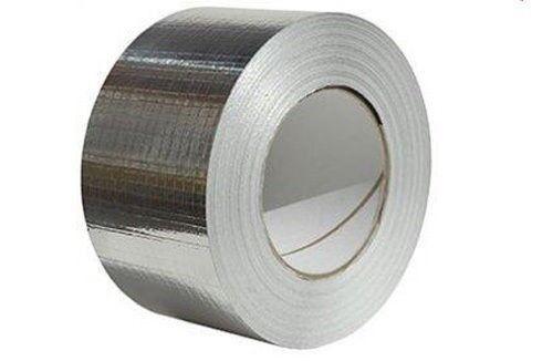 Aluminium Adhesive Tape//Aluminium Tape Insulation 50 M 100mm Wide