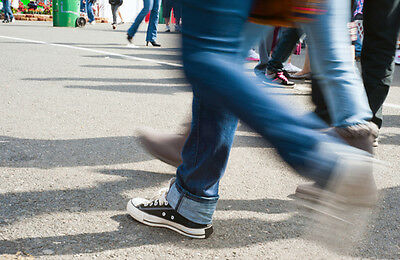 Walking is simple, good for fitness, and free