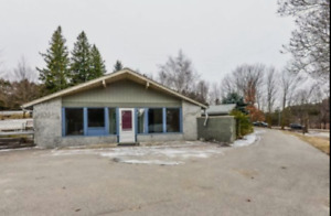 2 Bedroom (+ studio) Bungalow on 2 Acre Lot Available for Rent