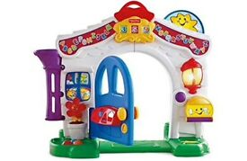 Fisherprice laugh & learn house £10