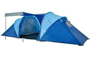 6 Man Tunnel Tent  sc 1 st  eBay : cheap tents 6 man - memphite.com