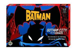 Rare New/Unopened The Batman Board Game for ages 8+