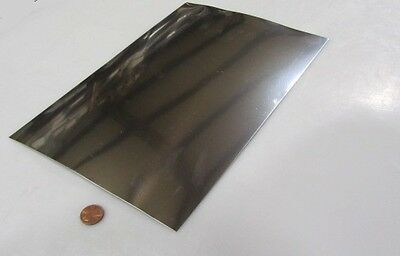316 Stainless Steel Sheet Annealed .020 Thick X 8.0 Width X 12.0 Length