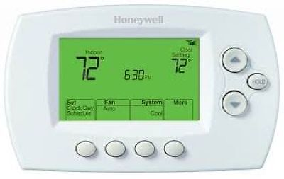 Honeywell RTH6580WF 7 Day Programmable Touchscreen Wi Fi Thermostat RTH6580WF