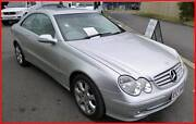 MERCEDES BENZ CLK500 AUTO COUPE. 112,558K'S. PAY OFF $120 P/W. Perth Perth City Area Preview