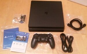 Console Sony PS4 Slim 500GB Playstation 4 + Uncharted 4