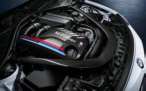 Carbon engine cover - F80/F82/F83 M3 and M4