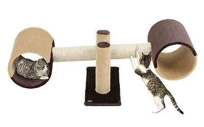 Katzen Kratzbaum Rocket Katzenhöhle Katzenspielzeug Wippe Katzenbett Katzenwippe