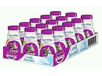 15 x 200ml Whiskas cat milk