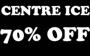 COLUMBUS BLUE JACKETS @ CANADIENS CENTRE ICE 11/27 70% OFF