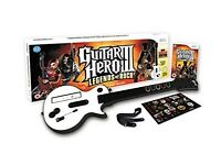 Guitar Hero III Legends of Rock for sale excellent condition