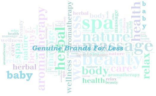 Genuine Brands For Less