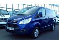 2015 Ford Transit Custom 2.2 TDCi 125ps Low Roof Limited Van Diesel