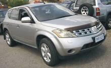 2006 Nissan Murano Wagon Mitchell Gungahlin Area Preview