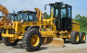 Lease or Finance - Used Grader