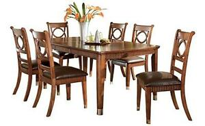 Extension Dinning Table, 1500$