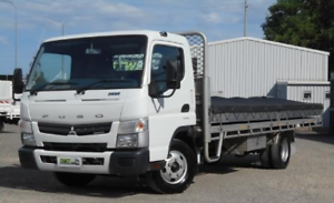 1.5 Ton Truck and Driver For Hire