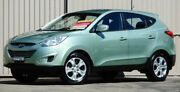 2011 Hyundai ix35 LM MY11 Active (FWD) Green 5 Speed Manual Wagon Lismore Lismore Area Preview
