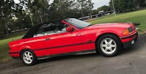 1994 BMW 3 Convertible - IMMACULATE FULL LOG BOOKS Albion Brisbane North East Preview