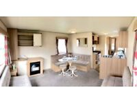 Static caravan for sale by the sea Great Yarmouth, Norfolk, East Anglia site fees included