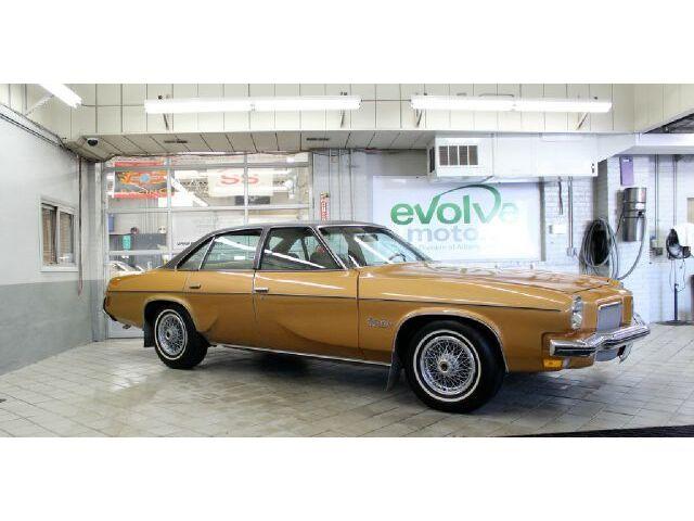 1973 oldsmobile cutlass salon sedan survivor all original for 1973 oldsmobile cutlass salon