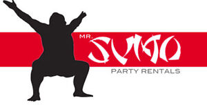 Make your party epic & memorable with Mr. Sumo! Prince George British Columbia image 3