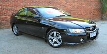 2006 Holden Commodore VZ MY06 SV6 Black 5 Speed Automatic Sedan Upper Ferntree Gully Knox Area Preview