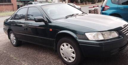 1998 Toyota Camry Low KM Newcastle 2300 Newcastle Area Preview