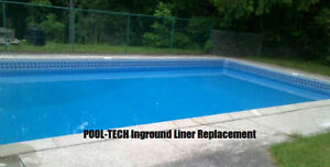 Losing water? Need a liner? A Safety Cover? Need pool closed?