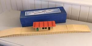 HORNBY DUBLO D1 ISLAND PLATFORM DA456 BOXED 00 GAUGE 1950s MECCA
