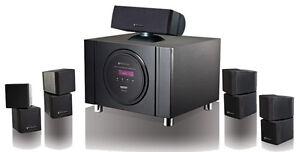 Cayman Media Lab HD-51 Home Theatre System