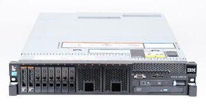 IBM System x3690 X5 Server 2xEight-Core 64GB RAM 3x300GB HDD 2U