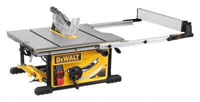 DeWALT DWE7492 250mm Portable Table Saw 825mm Rip 110v was DWE7491