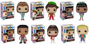 Saved by the Bell Funko Pop! Complete Set (6) - BNIB