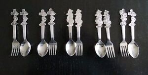 DISNEY Cutlery - Collectibles by bonn