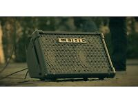 Amplifier Roland Cube Street EX Working perfect !