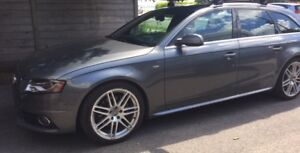 2012 Audi A4 Avant Sline