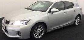 Lexus CT 200h 1.8 CVT 2012MY SE-L Premier FROM £45 PER WEEK!