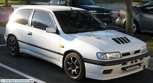 1990 - 1991 Nissan Pulsar GTIR Hatchback