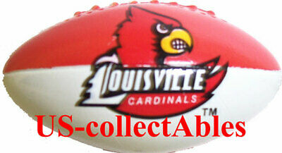 UNIVERSITY OF LOUISVILLE CARDINAL FOOTBALL Keychain Souvenir Sports Collectible